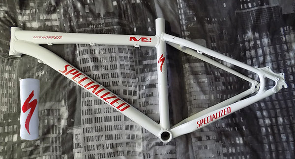 Specialized M4 Rockhopper Graphics Set (Solid) Photo 1