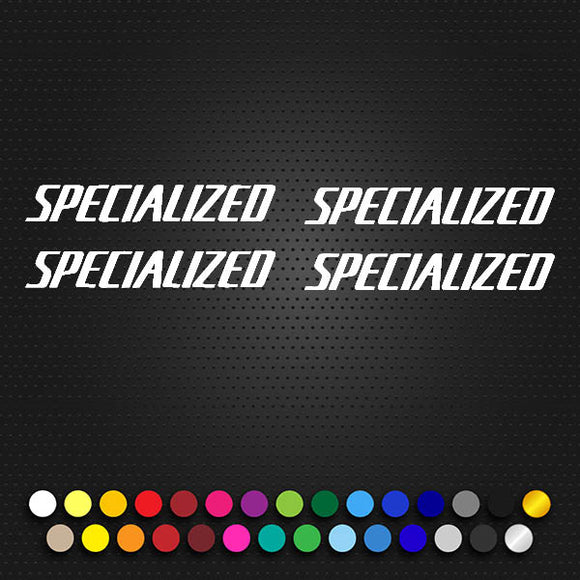 Specialized Ariel Small Text Decal