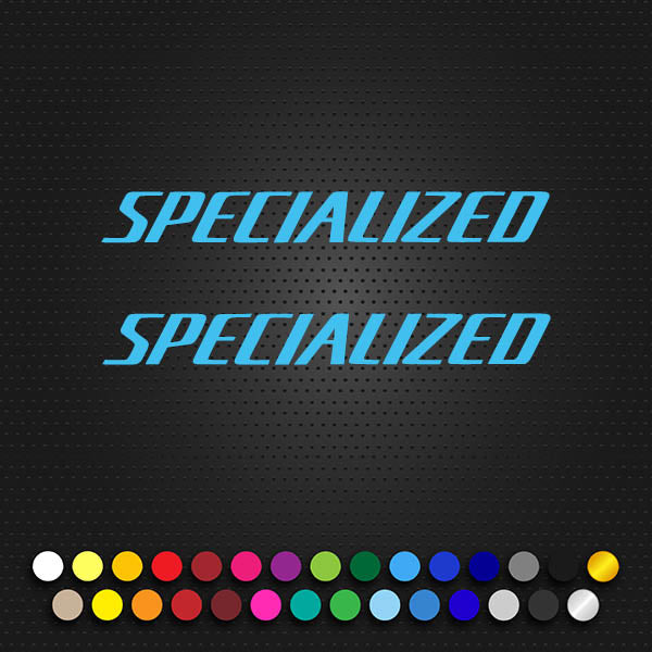 Specialized Allez Lettering Decal 2015 Model