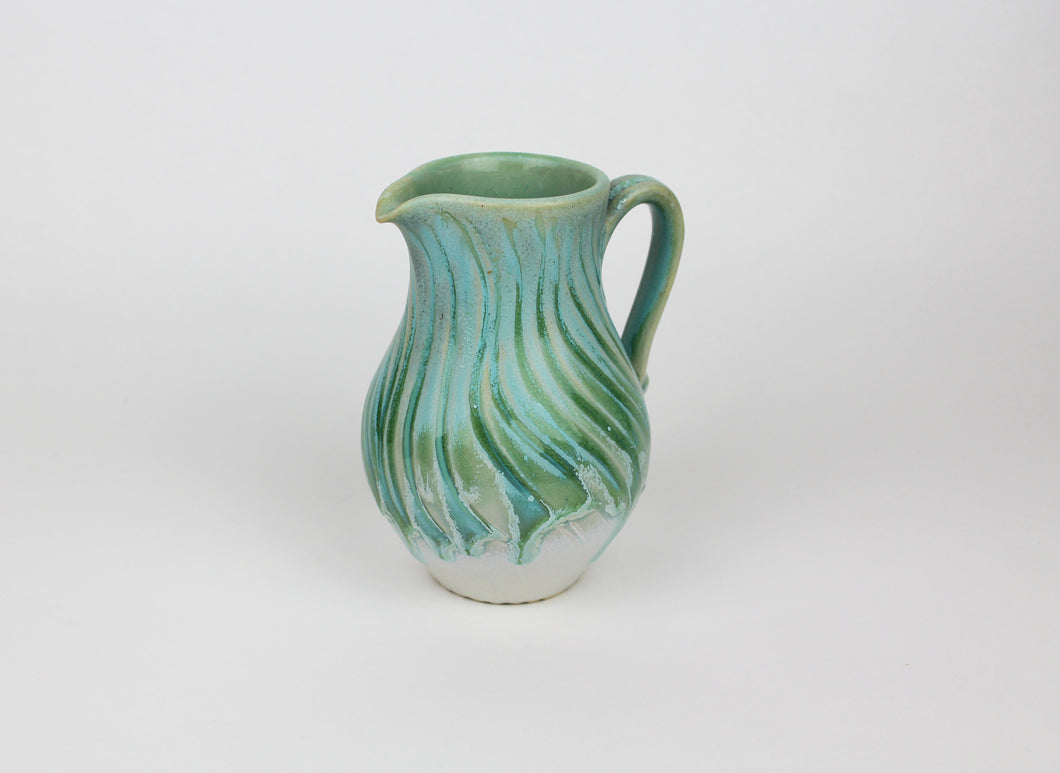Small Pitcher/Creamer by Holly Polich