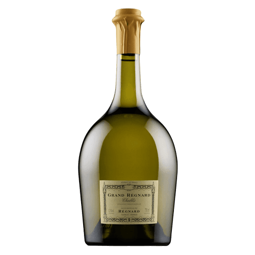 Chablis Grand Regnard 2012 375 Ml - lamantequeria
