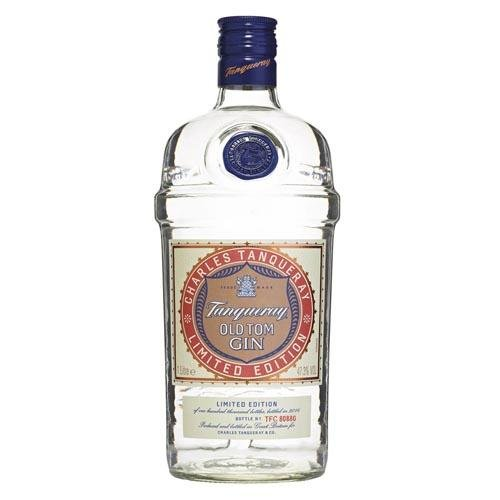 Gin Tanqueray Charles Old Tom - lamantequeria