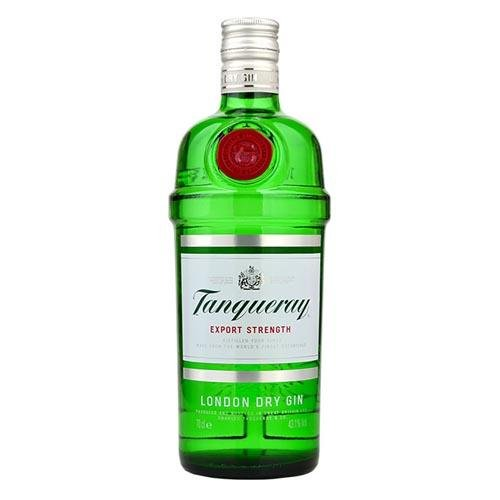 Gin Tanqueray Export Strength - lamantequeria