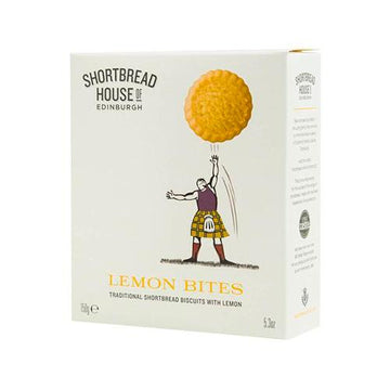 Lemon Bites Shortbread House 150G - lamantequeria