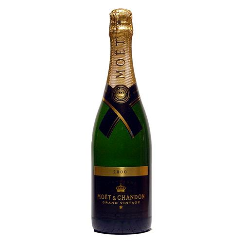 Moet & Chandom Grand Vintage 2000 - lamantequeria