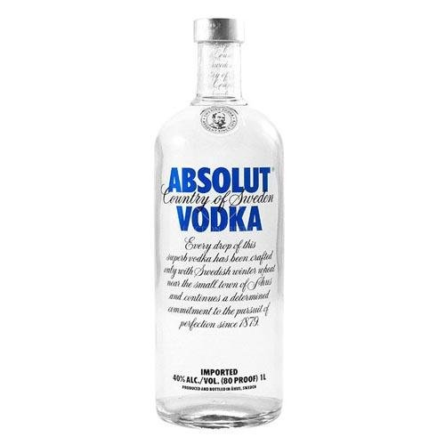 Vodka Absolut 70 Cl - lamantequeria