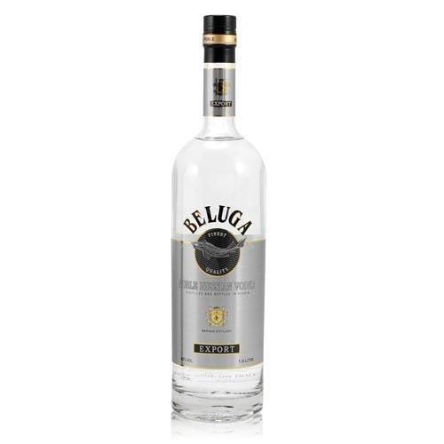 Vodka Beluga Noble Russian Export 70 Cl - lamantequeria
