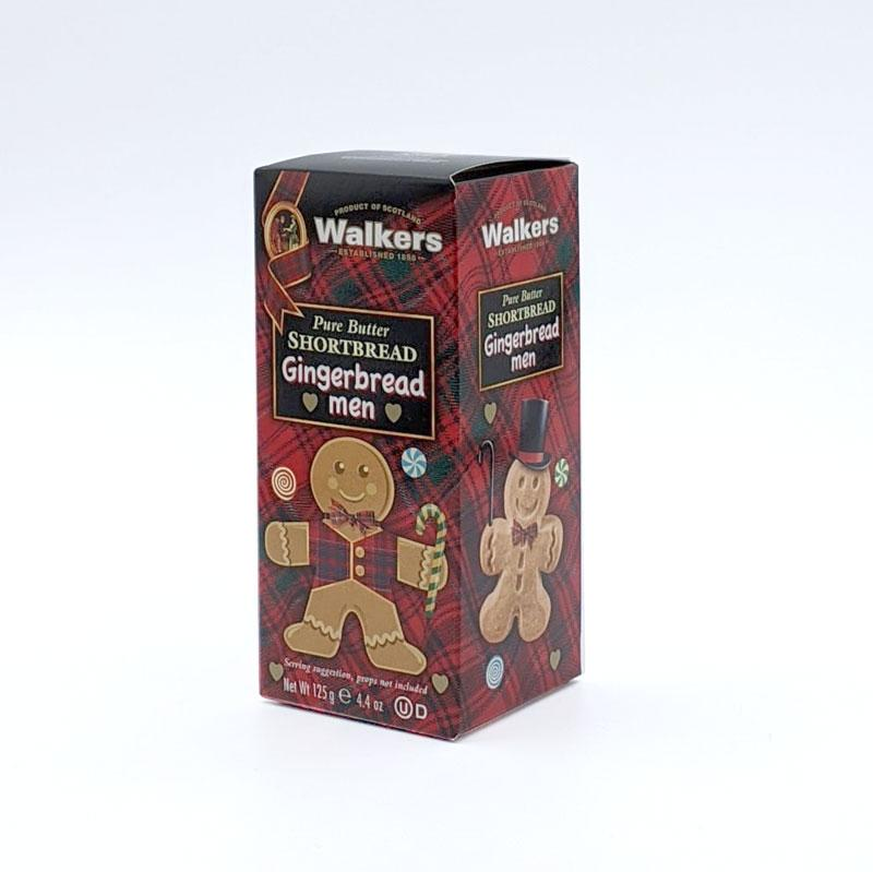 Walkers Gingerbread Men 125gr - lamantequeria
