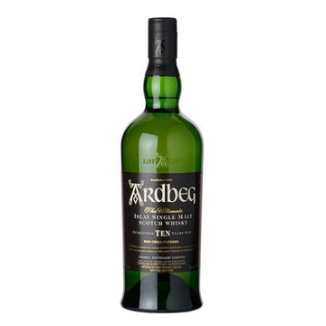 Whisky Ardbeg Ten - lamantequeria