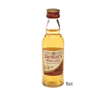 Whisky Dewars White Label 5cl - lamantequeria