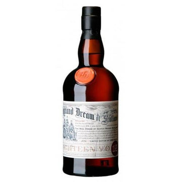 Comprar Whisky Highland Dream 18 Años - lamantequeria.com