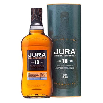 Whisky Jura Single Malt 18A - lamantequeria