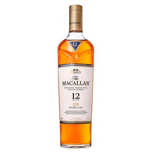 Whisky Macallan 12 Años Double Cask - lamantequeria