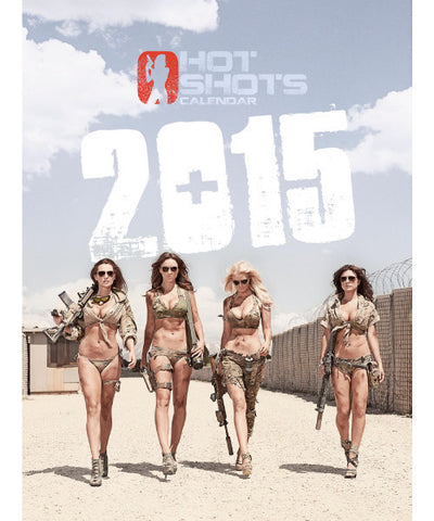 Hot Shots Playing Cards 2014 (NSFW)