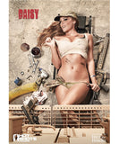 Hot Shots Poster - Daisy Watts