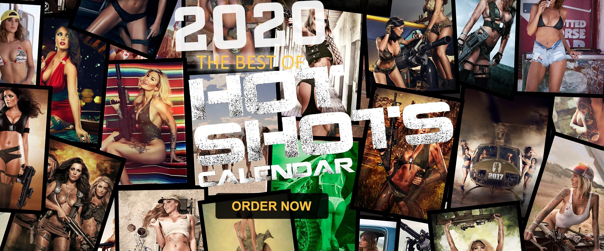 Hot Shots Calendar 2019 Coming Soon