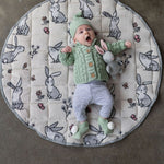 Load image into Gallery viewer, Di Lusso Living - Play Mat - Barnie Bunny