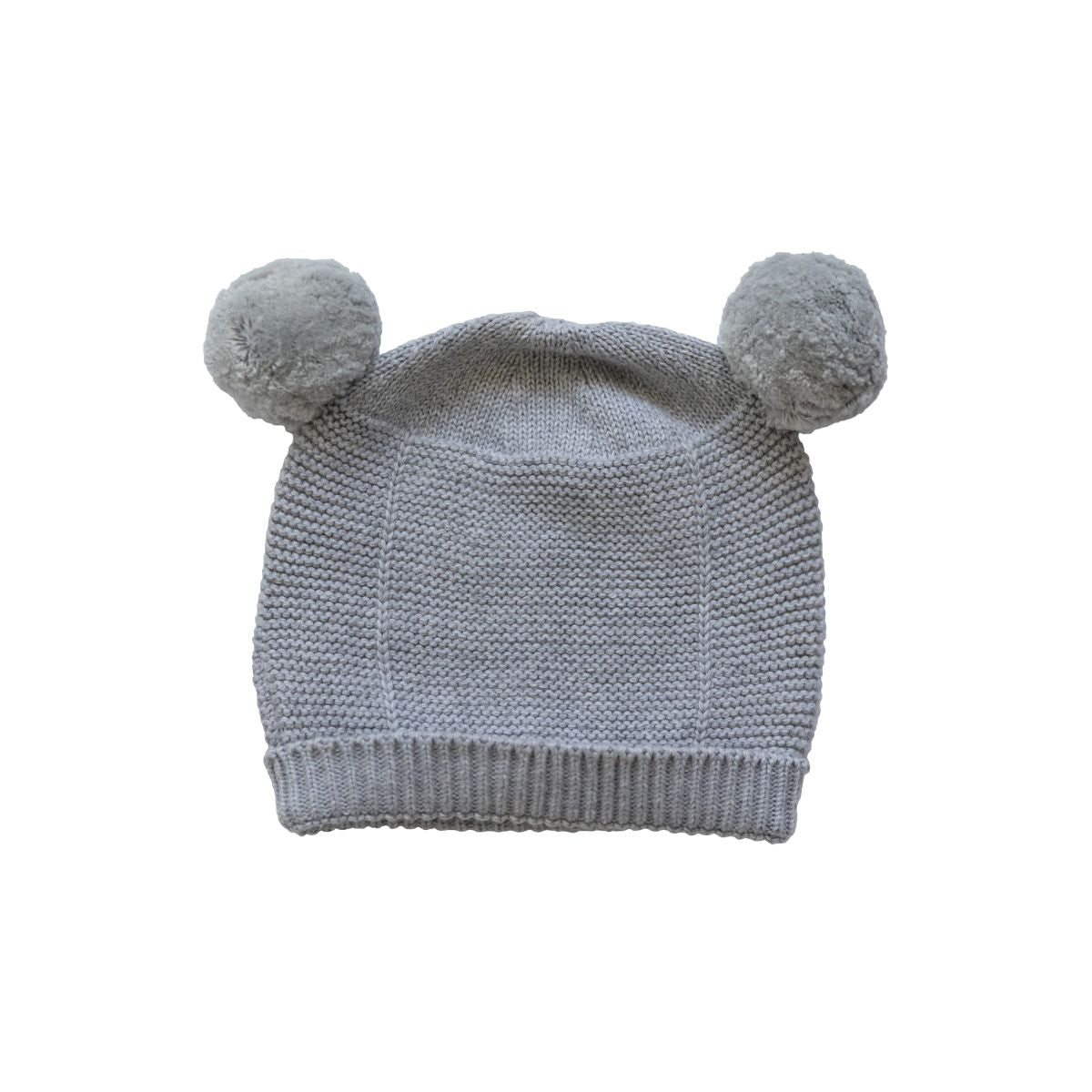 Di Lusso Living - Poppy Baby Hat - Grey
