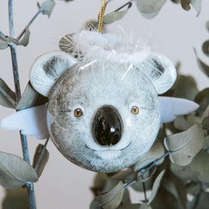 La La Land - 3D Bauble Koala Angel