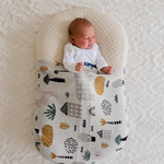 Load image into Gallery viewer, Di Lusso Living - Baby Blanket - Asher Animal Blanket