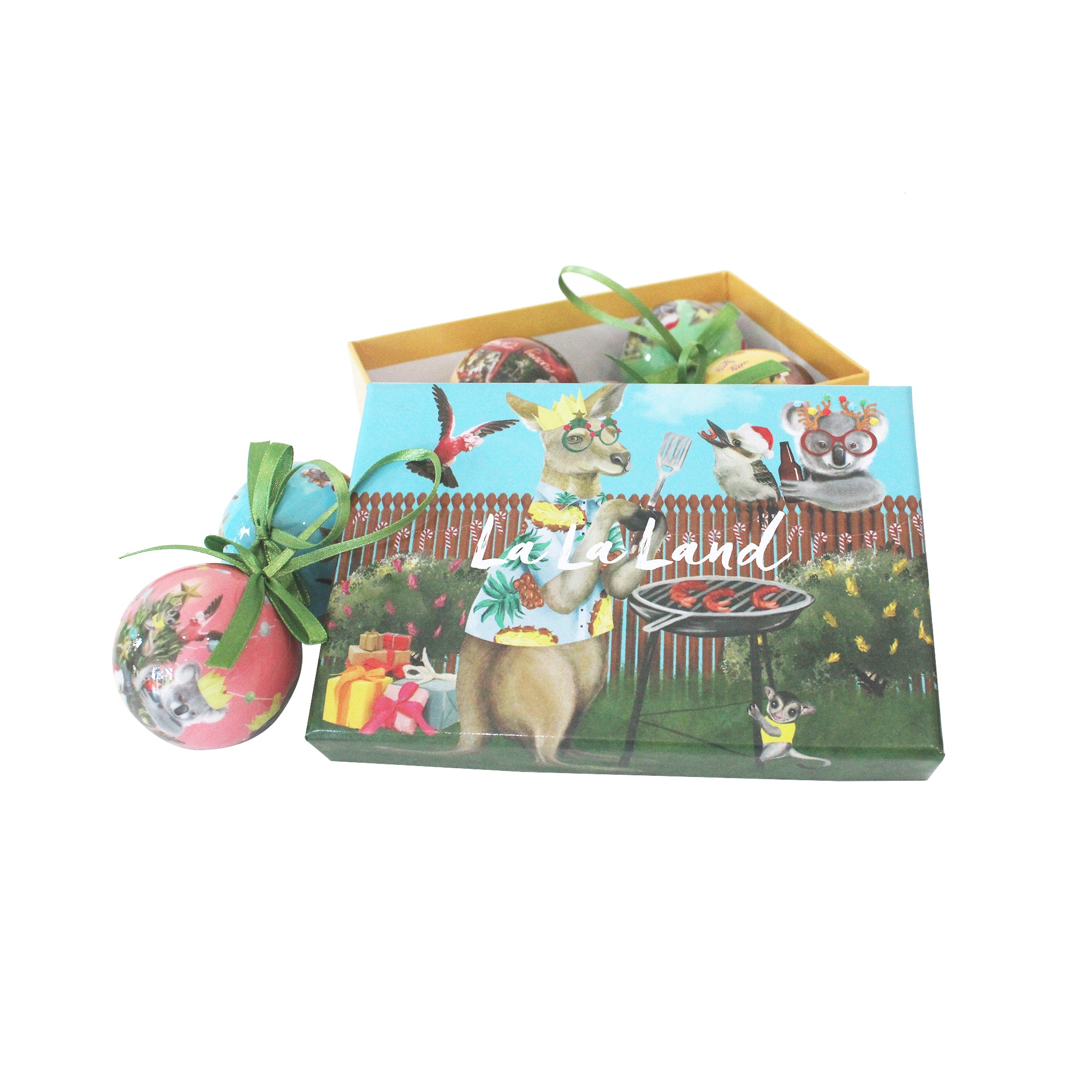 La La Land - Little Bauble Box Set - Festive Holidays
