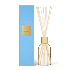 Glasshouse Fragrances 250ml Diffuser - THE HAMPTONS - Teak & Petitgrain