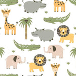 Load image into Gallery viewer, Di Lusso Living - Baby Blanket - Jungle Safari