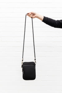 Prene Bags - The Mimi Bag - Black