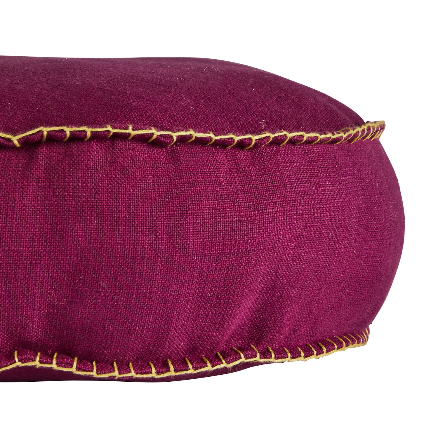 Sage and Clare - Rylie Round Cushion - Grape