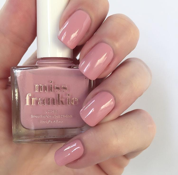 Miss Frankie - Nail Polish - SWIPE RIGHT