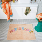 Load image into Gallery viewer, Sage and Clare - TULA NUDIE BATH MAT - Tigre