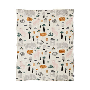 Di Lusso Living - Baby Blanket - Asher Animal Blanket