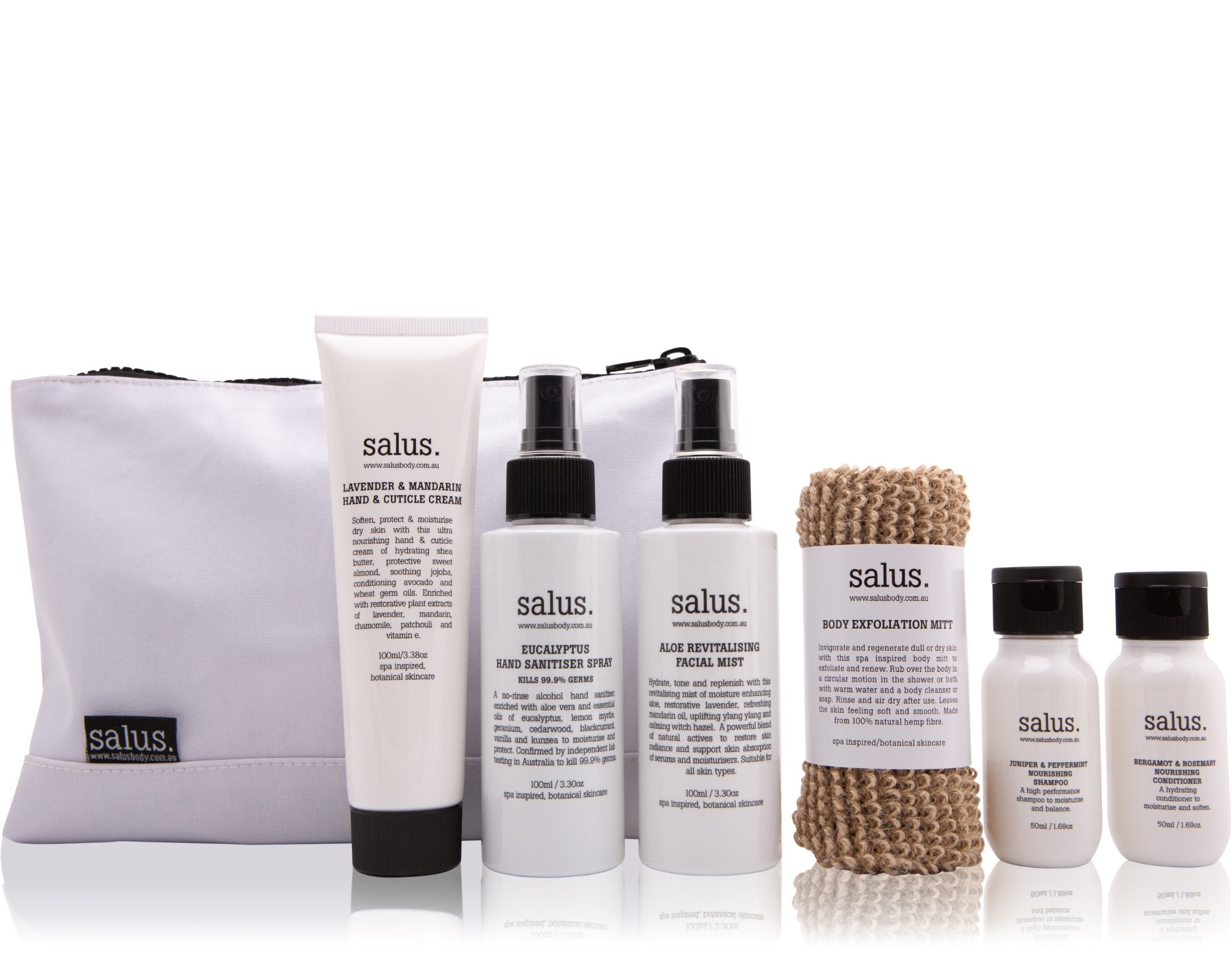 Salus Body - Travel Set
