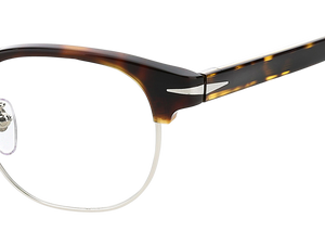 DB 1012 - Brown Havana - Clear