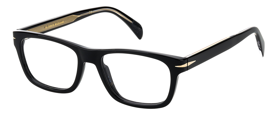 DB 7011 - Black - Clear