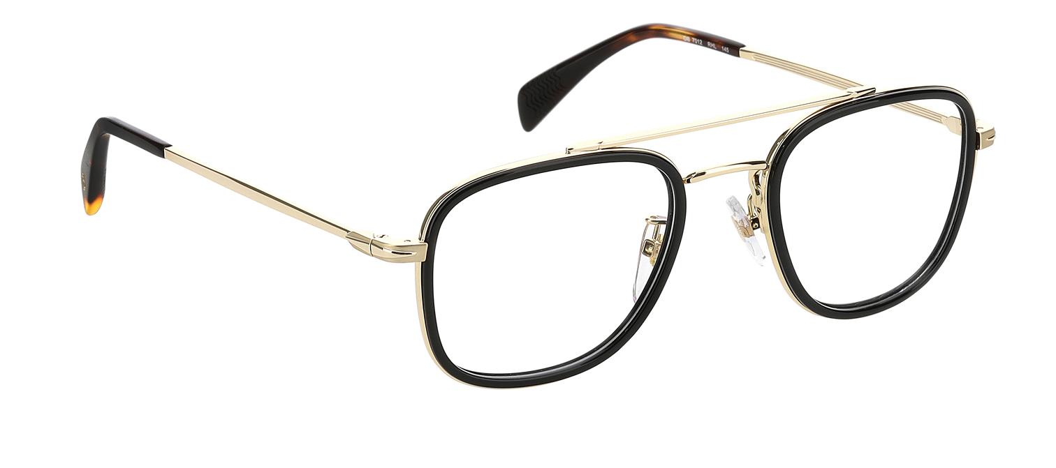 DB 7012 - Gold Black - Clear