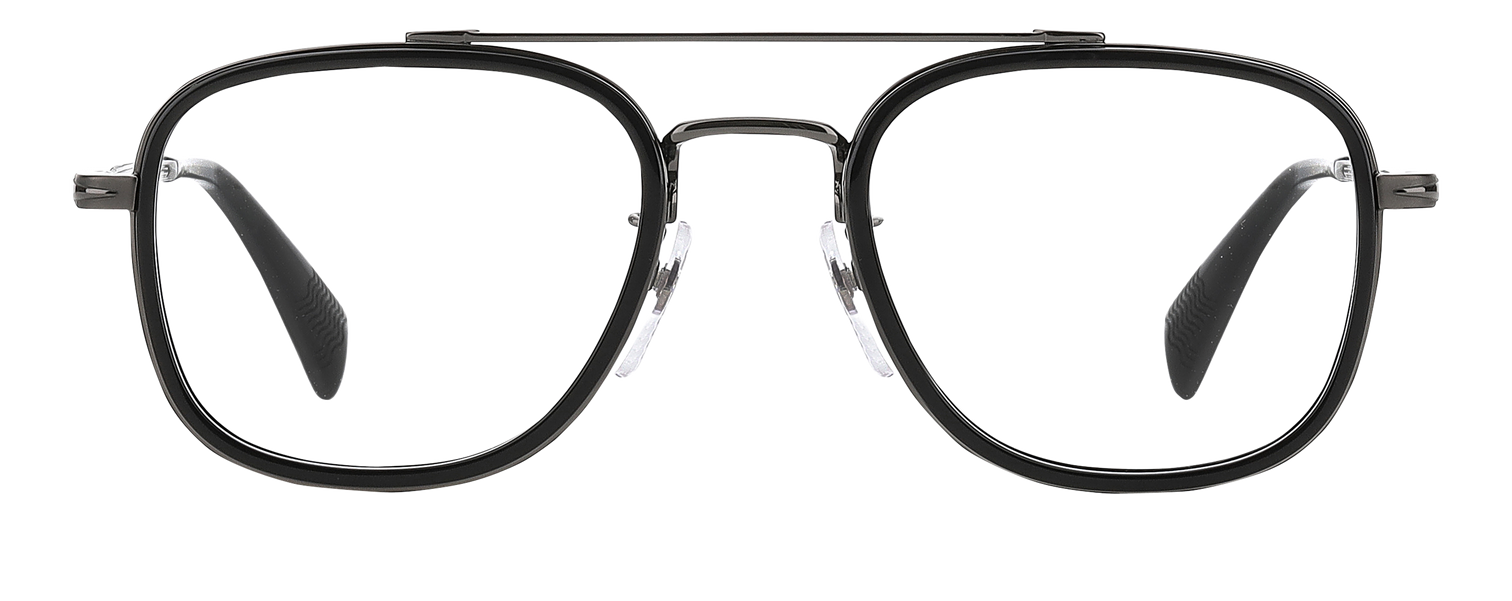 DB 7012 - Dark Ruthenium Black - Clear