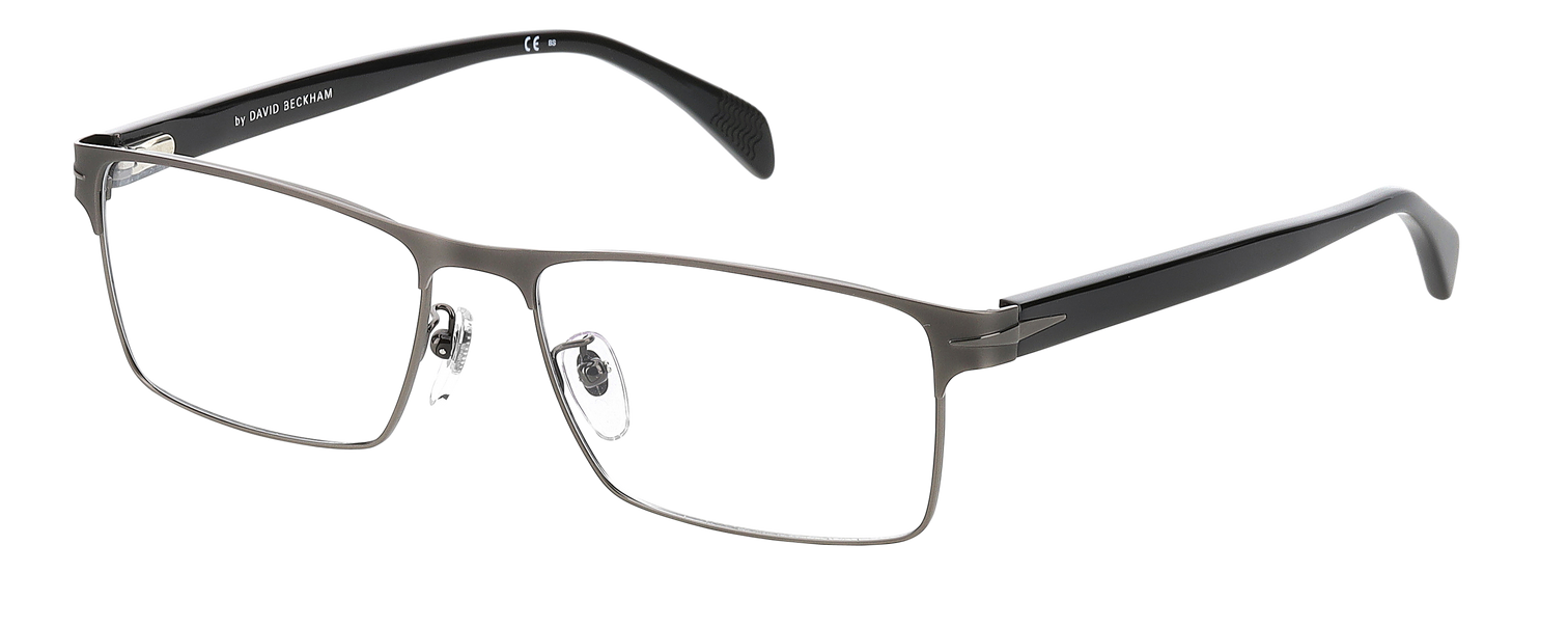 DB 7015 - Dark Ruthenium Black - Clear