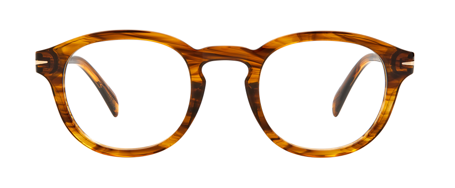 DB 7017 - Brown Horn Gold - Frames
