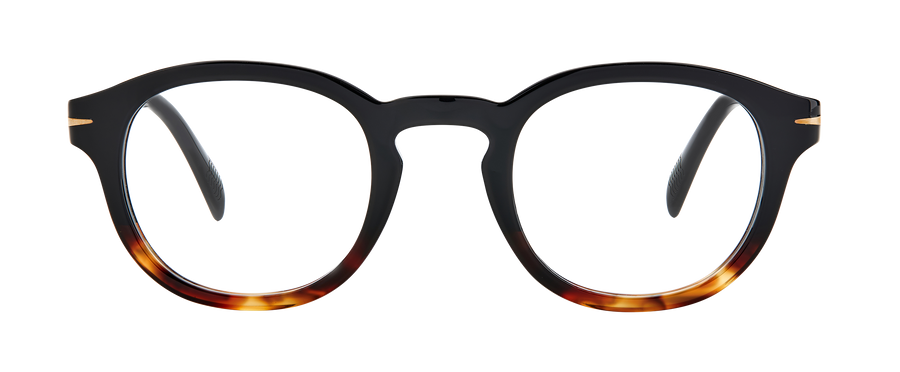 DB 7017 - Black Blond Havana Shaded Black - Frames