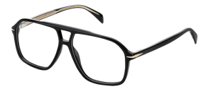 DB 7018 - Black - Clear
