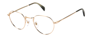 DB 1023 - Light Gold Black Cream Horn - Frames