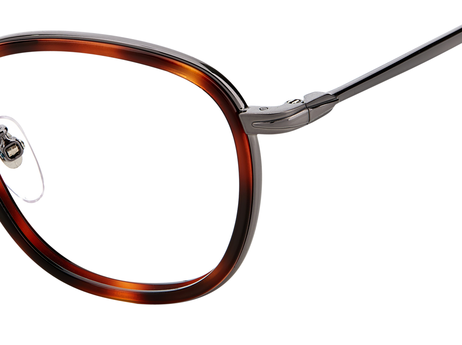 DB 1025 - Red Havana Dark Ruthenium - Frames