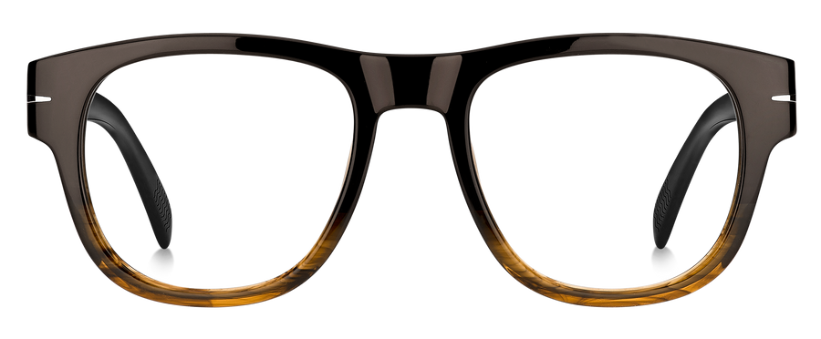 DB 7025 - Brown Shaded Beige - Frames
