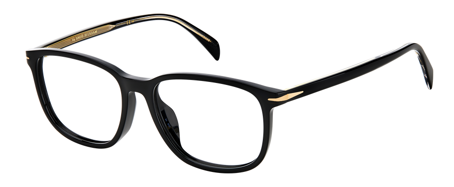DB 1029/F - Black - Frames