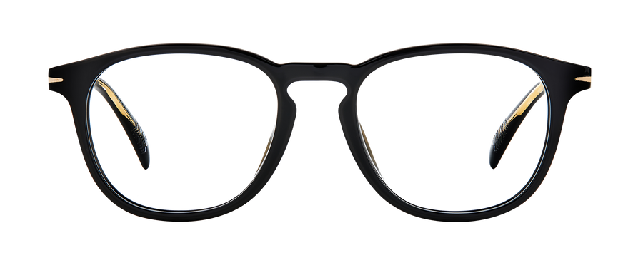 DB 1021/F - Black - Frames
