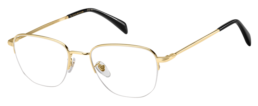 DB 1028/G - Gold Black_ - Frames