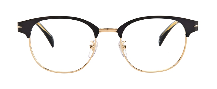 DB 7027/G - Black Gold - Frames