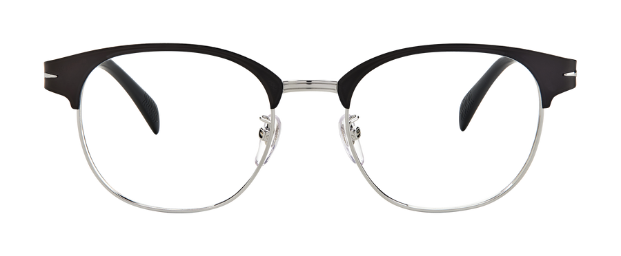 DB 7027/G - Ruthenium Matte Black - Frames