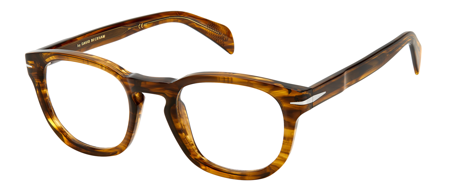 DB 7050 - Brown Horn - Frames